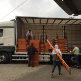 Prevoz stojnic