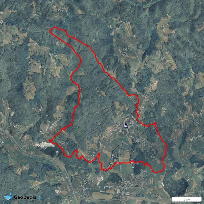 Satelitski posnetek